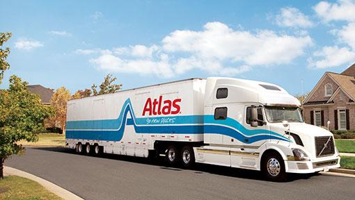 Atlas truck