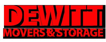 Dewitt Movers and storage