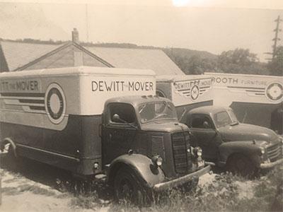 Dewittl Old Truck